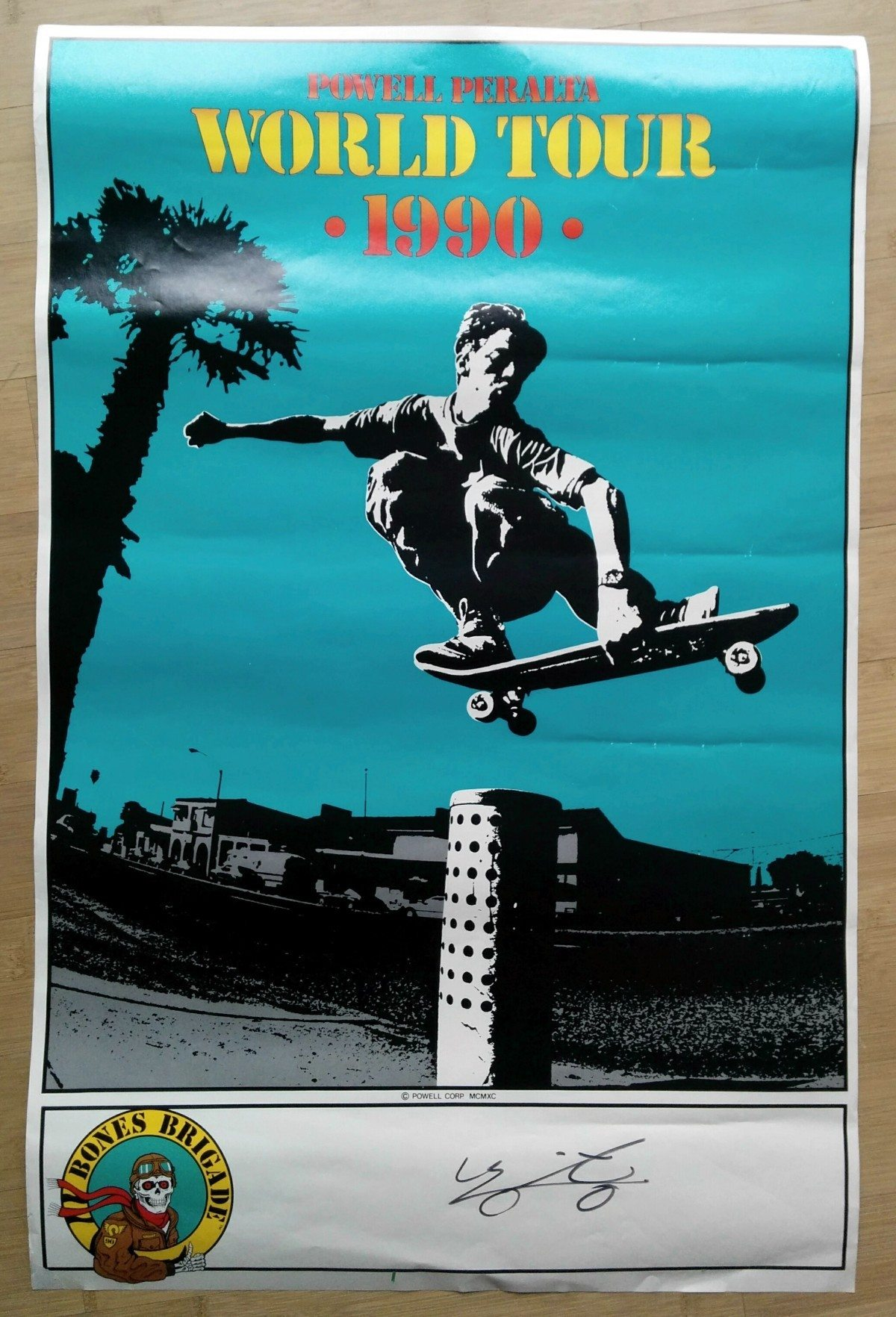 Tag 88/2016: Powell Peralta World Tour 1990