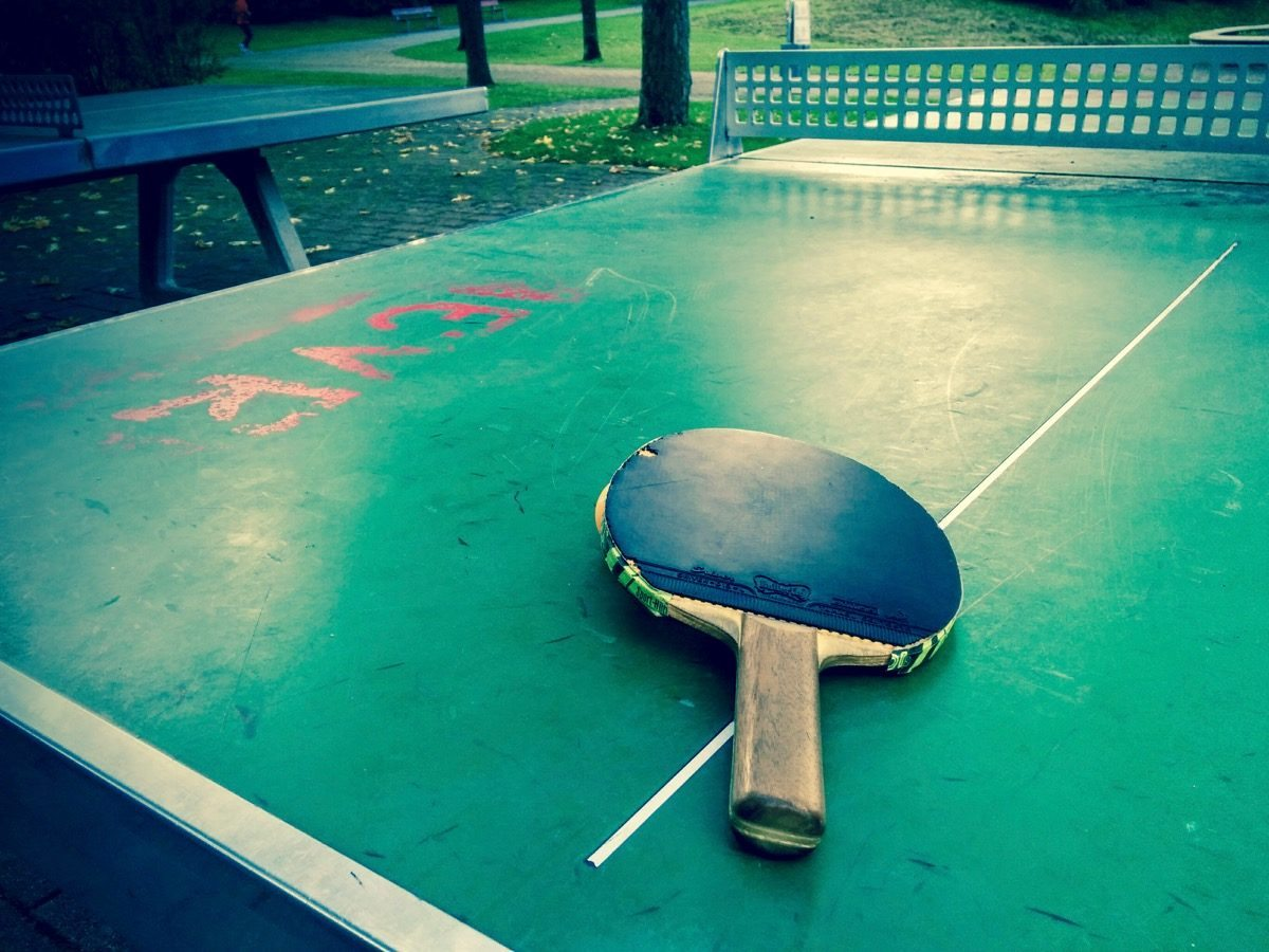 Tag 283/2016: Ping Pong