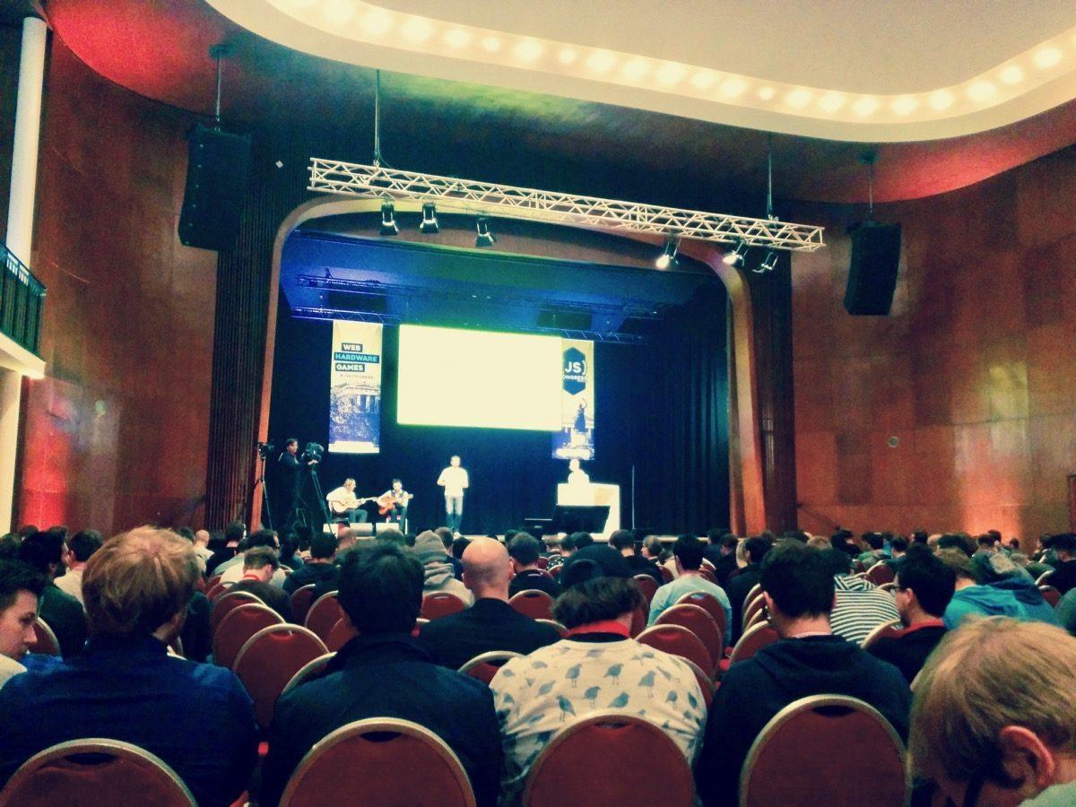 Tag 333/2016: JS-Kongress in München, Tag 2