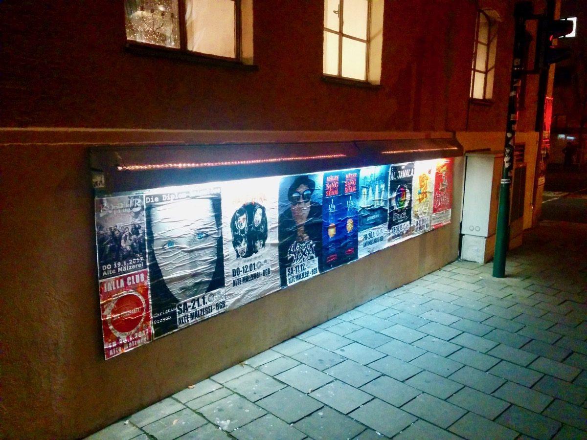 Tag 348/2016: Plakate, Nachtrag