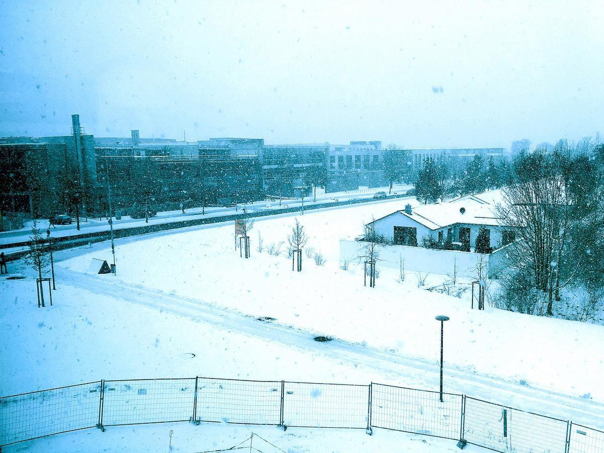 Episode 4/2017: Schnee, Schnee, Schnee!